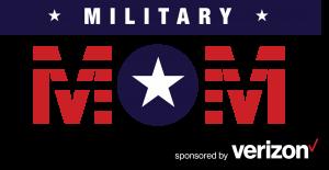 Military Mom logo